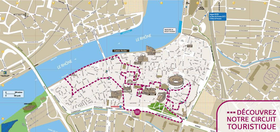 Tour de ville touristique arles comment visiter arles en 1 jour - Office de tourisme de arles ...