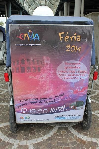 Féria in Arles, 18th-21st of April 2014 in Arles