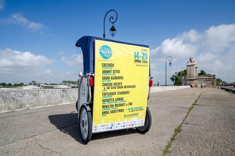 Les Suds, festival de musique du monde, du 14 au 20 juillet 2014 à Arles