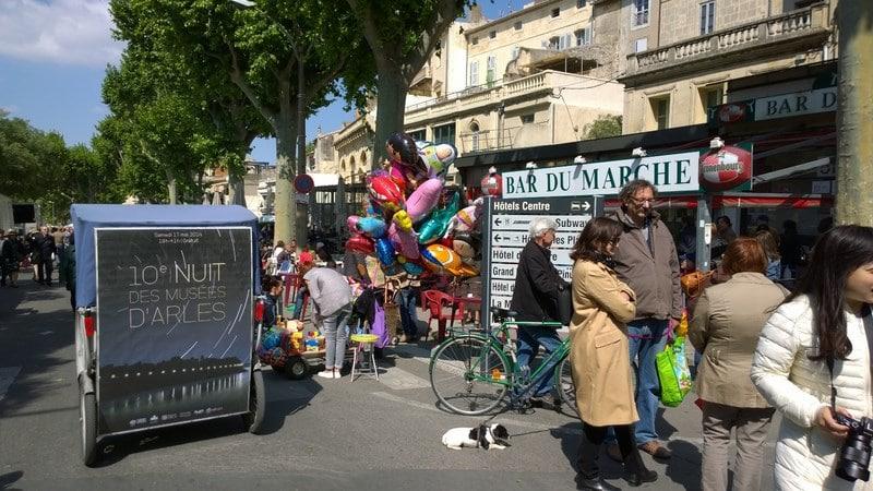 La 10ème Nuit des musées à Arles, le 17 Mai 2014 de 19h00 à 01h00