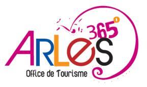 L'Office du tourisme d'Arles et son site web www.arlestourisme.com
