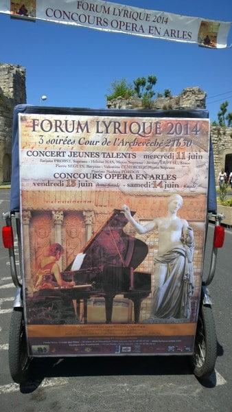 Forum lyrique International d'Arles