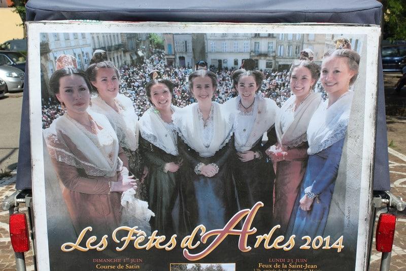 Les Fêtes d'Arles 2014