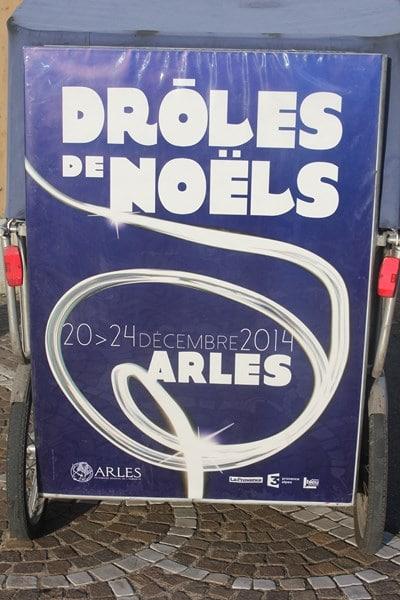 Drôles de Noëls 2014 Arles