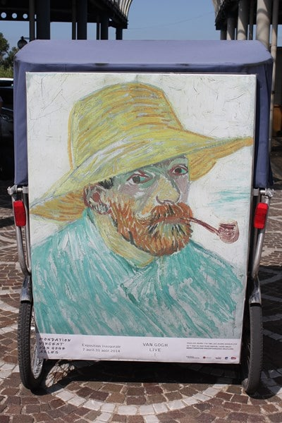 Billets à tarif réduit pour la Fondation Vincent Van Gogh en vente chez Taco and Co