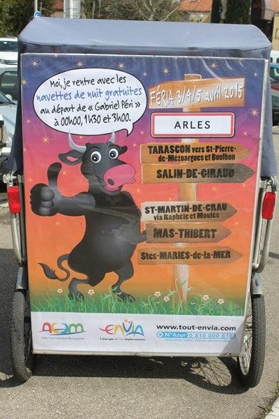 Féria de Pâques 2015 du 3 au 6 Avril à Arles