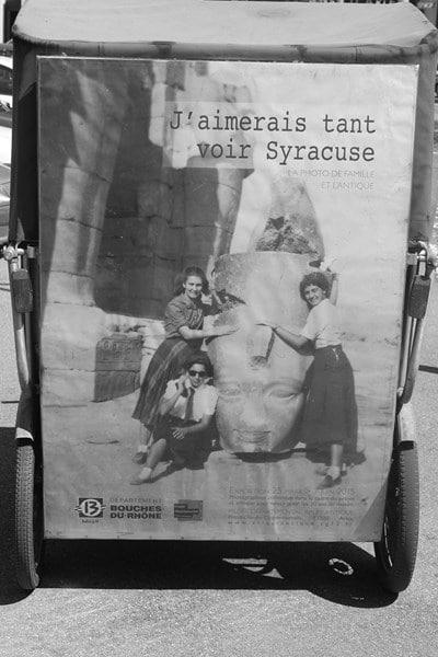 Exposition L'Antique e(s)t nous au Musée Départementale de l'Arles antique à Arles