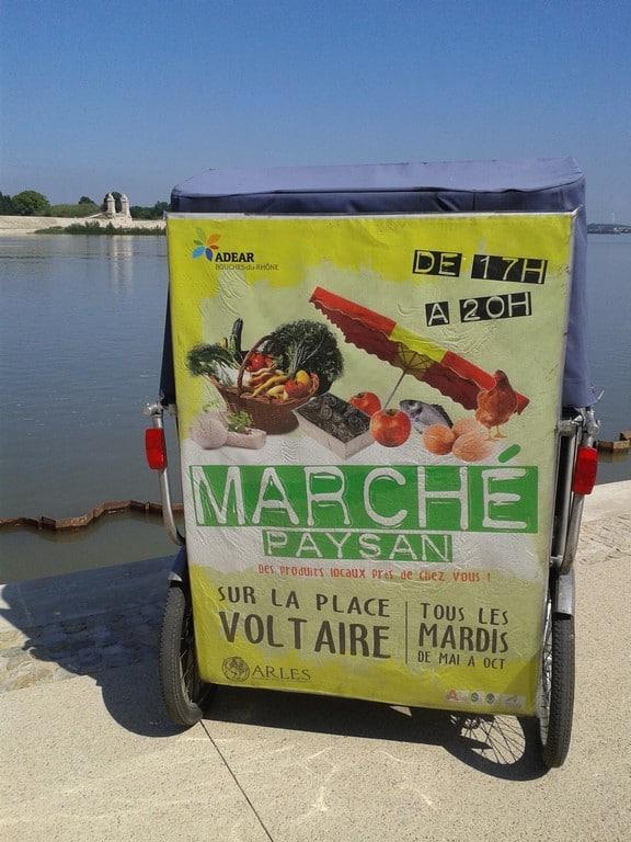 Marché à Arles (Copier)